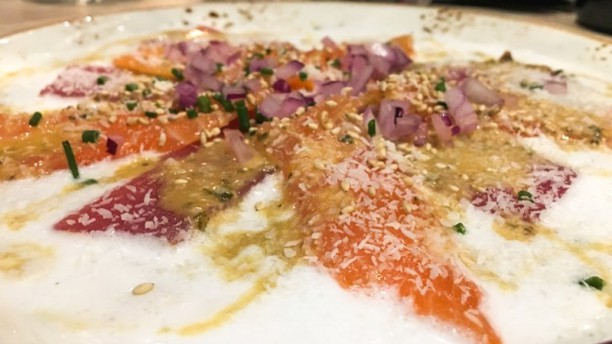 Côté Sushi Suggestion de plat