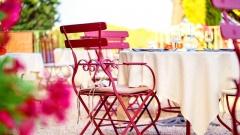 L'Hostellerie du Ch?teau des Fines Roches Français