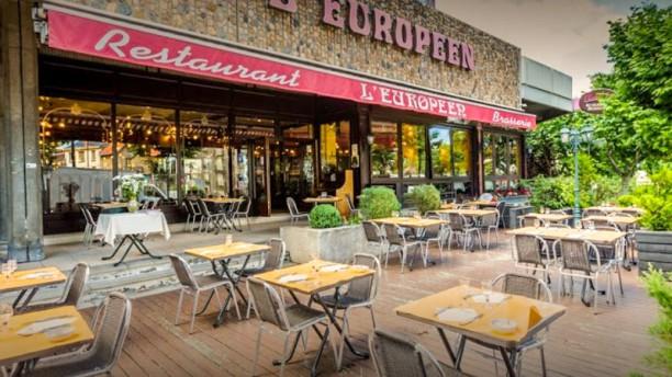 L'Europeen Terrasse