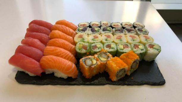 Sushi Yoshida Suggestion de plat
