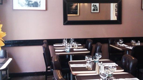 Alexandros Salle du restaurant