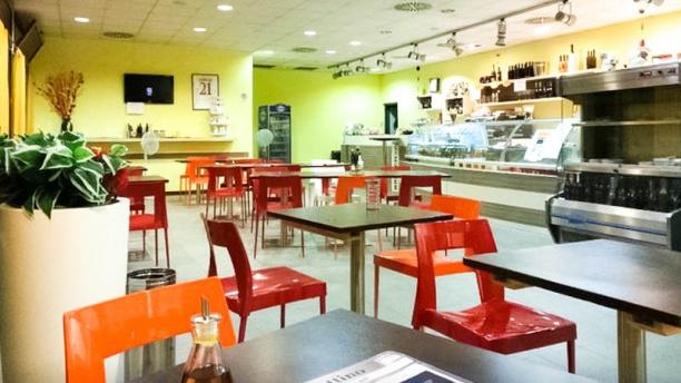 Caffè Pizzeria Dei Desideri sala