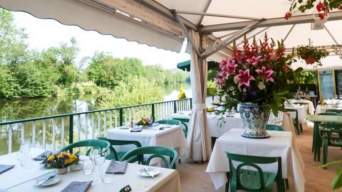 restaurant - Auberge les Tilleuls - Augy