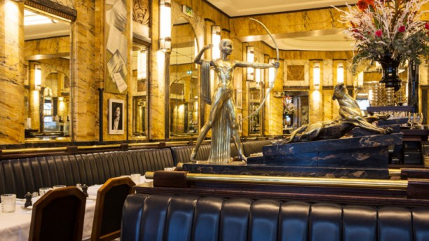Vaudeville Restaurant Menu