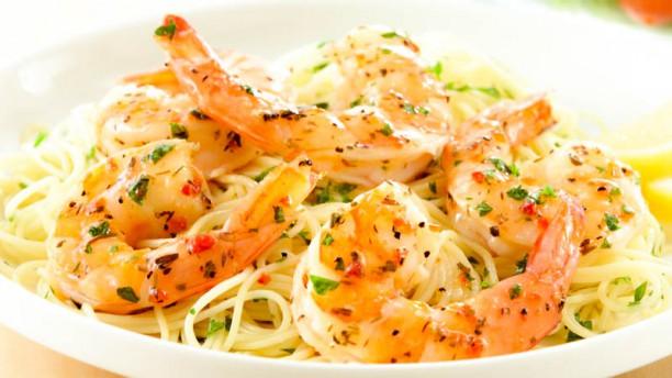 Tania Spaghetti agli scampi