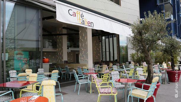 Caffé Italien Bienvenue au restaurant Caffé Italien