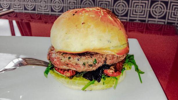 Caffé Italien burger