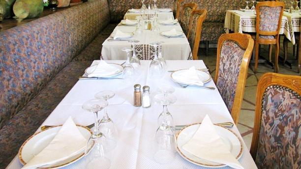 Al fawar restaurant 57 boulevard lefebvre 75015 paris for Intuition gourmande paris