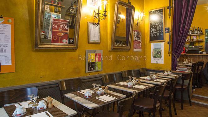 Au Lys d'Argent - Restaurant - Paris