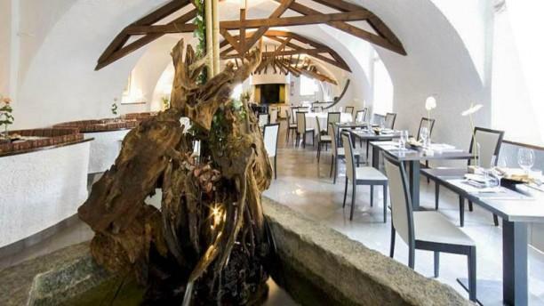 Antica Zecca Sala del ristorante