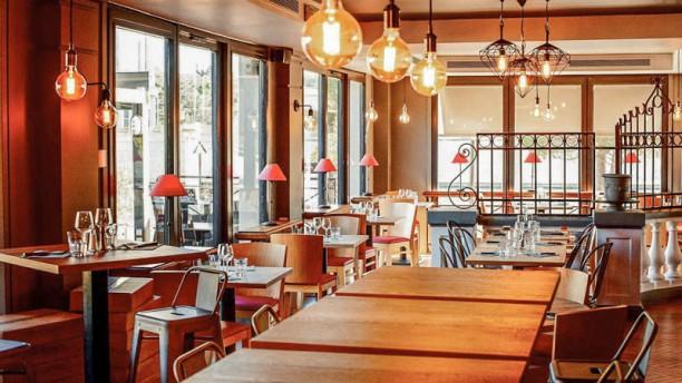 Pizza Papa - Montpellier Antigone Salle du restaurant