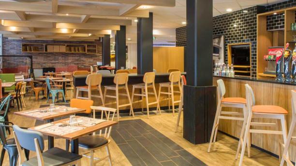 Flam's Roubaix Salle de restaurant