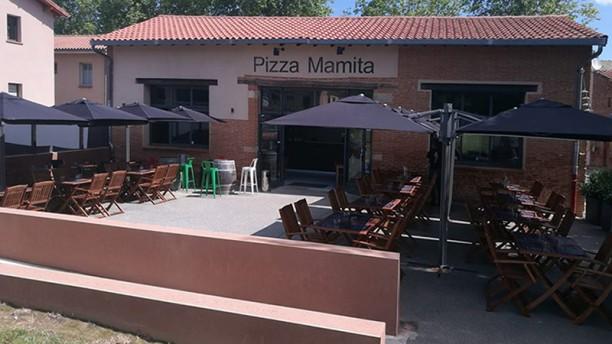 Pizza Mamita Devanture