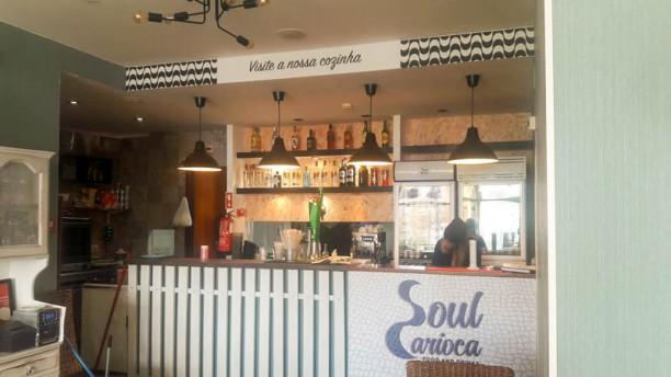 Soul Carioca Vista do interior