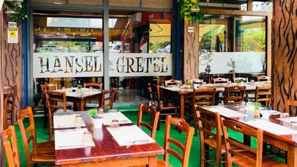 Hansel & Gretel Pizzeria Kebab Brasserie Terrazza