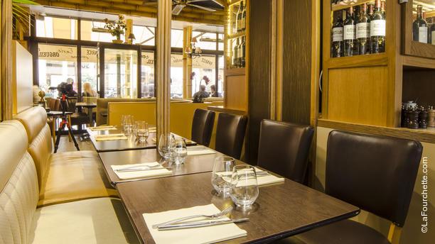 Restaurant LEden A Paris 75009 Saint Lazare Opera
