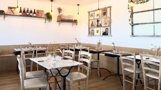 Chez Suzanne Salle du restaurant
