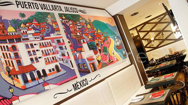 Restaurante El Rincón De Los Cuates en Madrid : Justicia ...