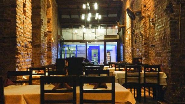 Kumkapı Tiryakii Dining room