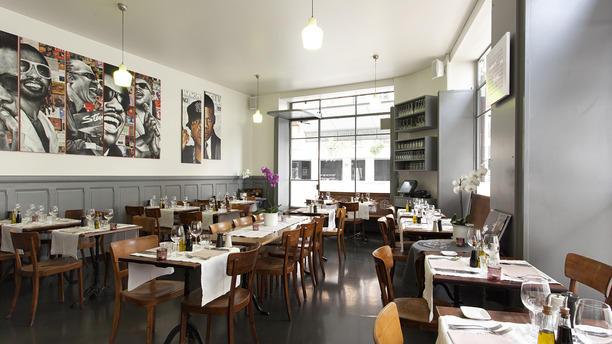 Café des Bains Salle