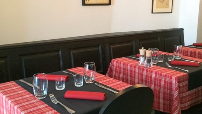 tables dressées - Le Rutsch, Strasbourg