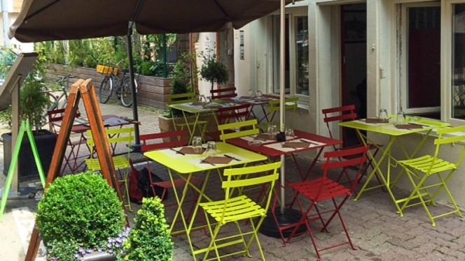 terrasse - Le Rutsch, Strasbourg
