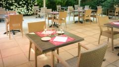 Logis Auberge Bienvenue - Restaurant - Doué-la-Fontaine