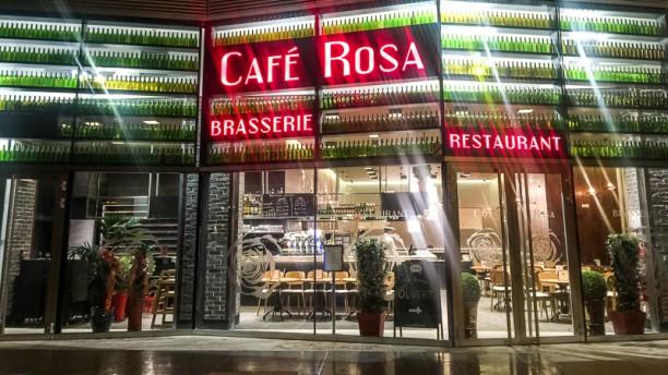 Café Rosa Entrée