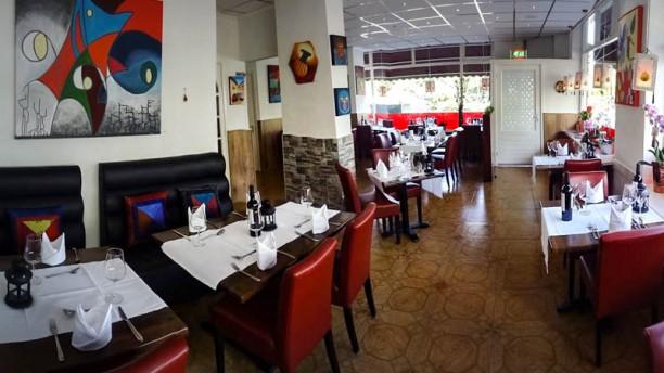 Somos Peru restaurantzaal
