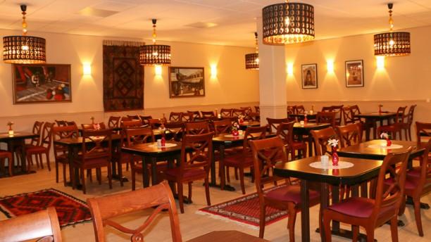 Naw Bahar Restaurantzaal