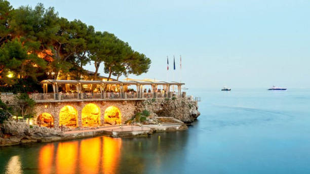 La Vigie Lounge & Restaurant Terrasse
