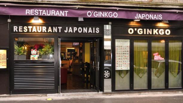 O'Ginkgo devanture