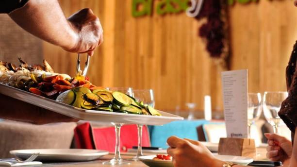 Brasayleña - Siam Mall Servicio en mesa