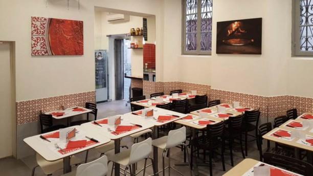 Pizzeria Fraschini Il locale