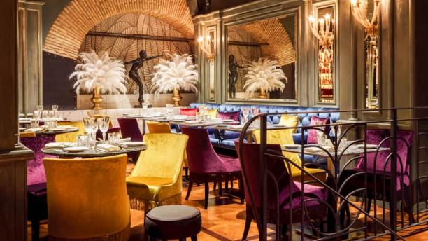Valentyne Salone ristorante