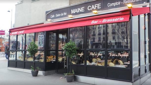 Le Maine Café Devanture