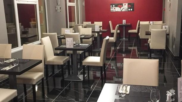 Partage des Saveurs Salle du restaurant