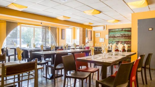 Bella Napoli Salle du restaurant