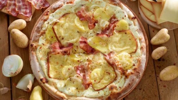 Pizza Paï - Grande-Synthe Suggestion de plat