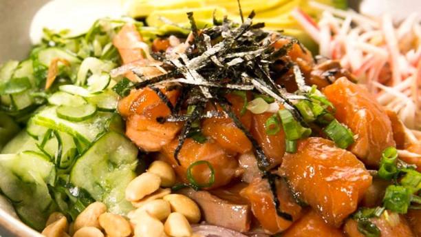 Kauai Restaurante Havaiano Prato