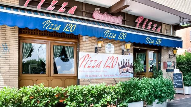Pizza 120 Entrata