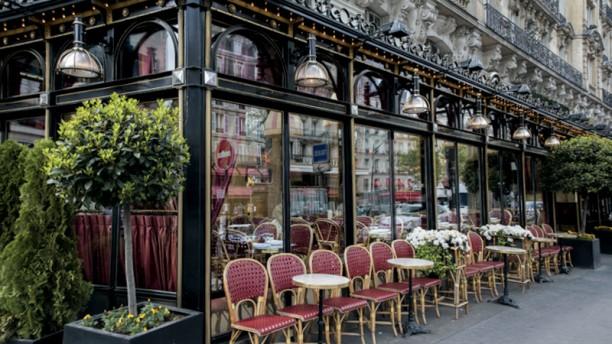 Le Dôme Façade du restaurant