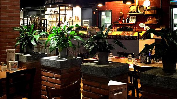 Grill Inn Store Vista sala