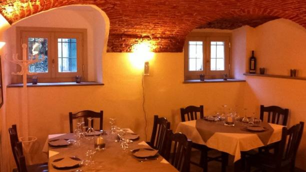 La Cantina del Borgo sala inferiore