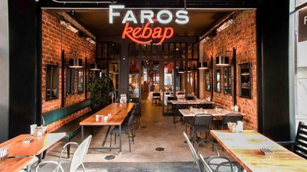 Faros Kebap Entry