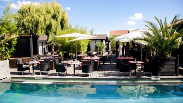 Yacht Club terrasse