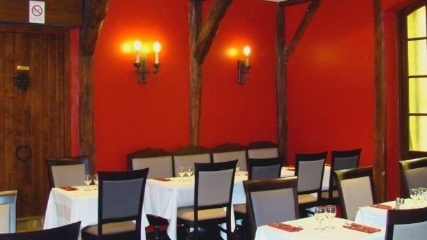 Café l'Emir Salle du restaurant