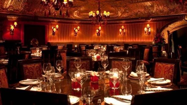 Buddha-Bar Monte-Carlo Salle du restaurant