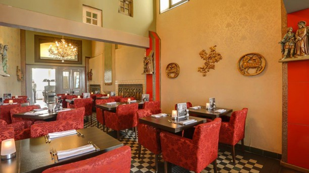Vaticano Restaurante Het restaurant