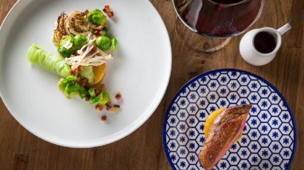 Le jardin in utrecht restaurant reviews menu and prices for Cafe jardin menu